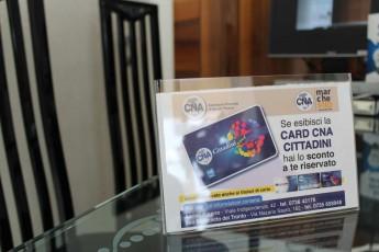 Con la CARD CNA Cittadini un ulteriore sconto