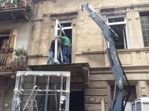 servizio e consegne senza limiti di finestre