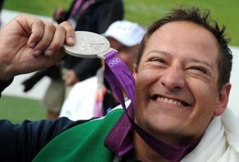 L'olimpionico Massimo Fabbrizi sceglie Prisma Serramenti
