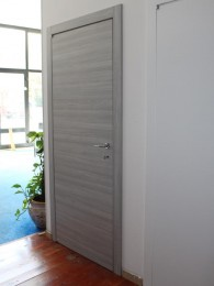 New laminate doors