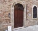 Wooden external doors