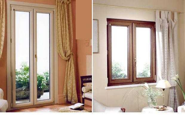 Prisma serramenti finestre pvc finestre in legno - Finestre nurith opinioni ...