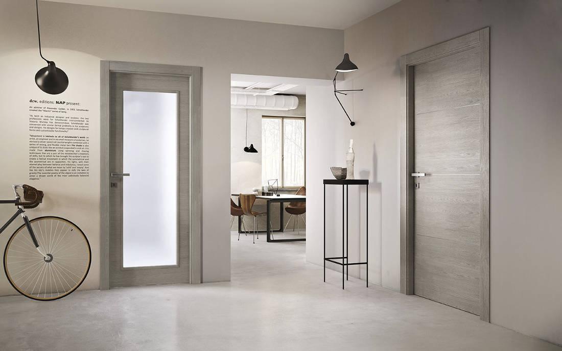 Prisma serramenti vendita porte da interno in legno - Porte plastica interne ...