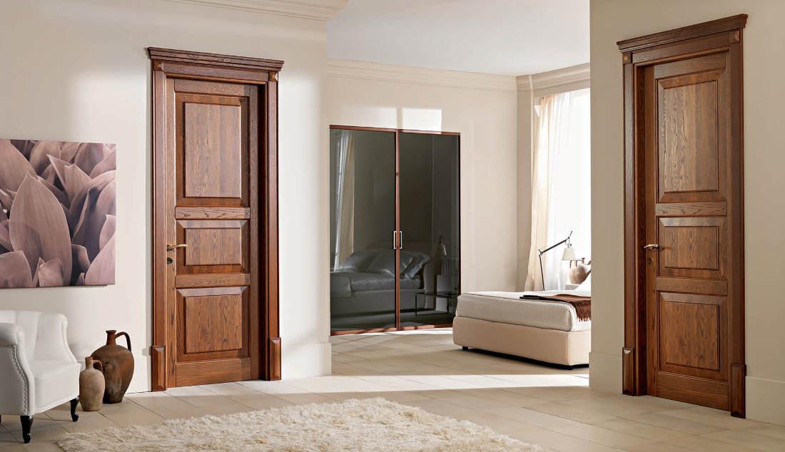 Prisma Serramenti - Vendita porte da interno in legno massiccio ...